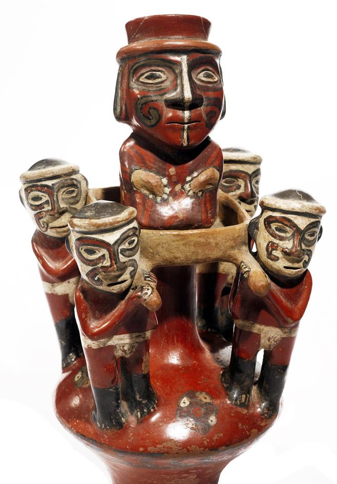 wari civilization peru